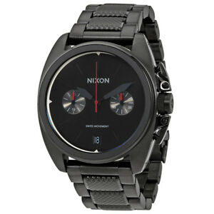 Nixon-Anthem-Black-Dial-Mens-Steel-Watch-A930-001-00