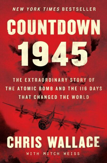 Countdown 1945 by Chris Wallace (2020, [P.D.F])