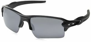 df18346eab77d Oakley OO9188 Flak 2.0 XL Polished Black Iridium Polarized Sunglasses
