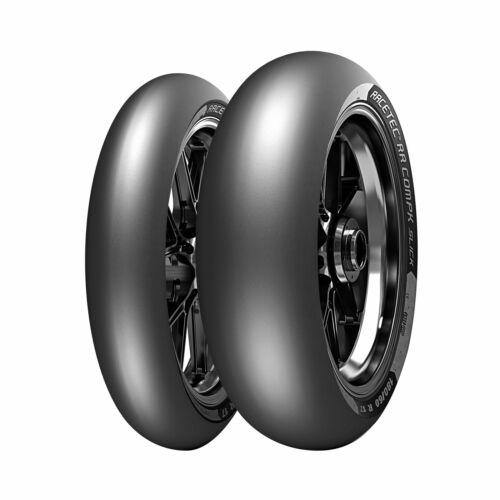 Metzeler Racetec RR CompK Slick Motorcycle Tyre 200//55 R17 NHS TL 2055517