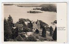CARRAIG-THURA HOTEL, LOCHAWE: Argyll postcard (C14258)