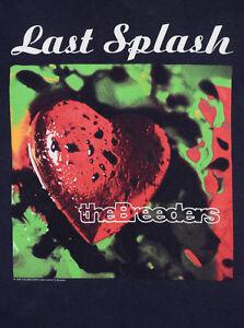 1993 the BREEDERS last splash Shirt T-Shirt vintage 90s grunge nirvana Reprint