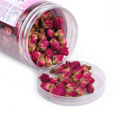100g Organic Red Rosebud Rose Buds Flower Floral Herbal Dried Health Chinese Tea