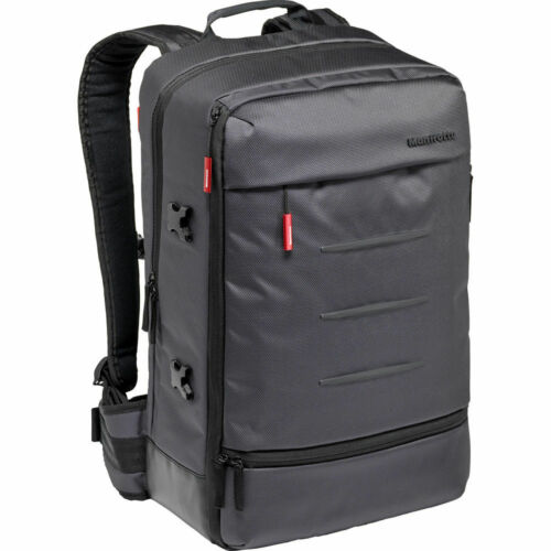 Manfrotto Lifestyle Manhattan Mover-50 Camera Gray Backpack Mfr # MB MN-BP-MV-50