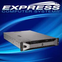 Dell PowerEdge R510 2x X5570 2.93GHz Quad Core 128GB 12x 300GB 15K SAS PERC H700