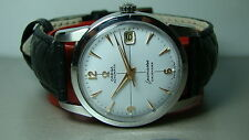 VINTAGE 1956 OMEGA SEAMASTER CALENDAR AUTOMATIC 503 MENS Y732 WATCH ANTIQUE WBST