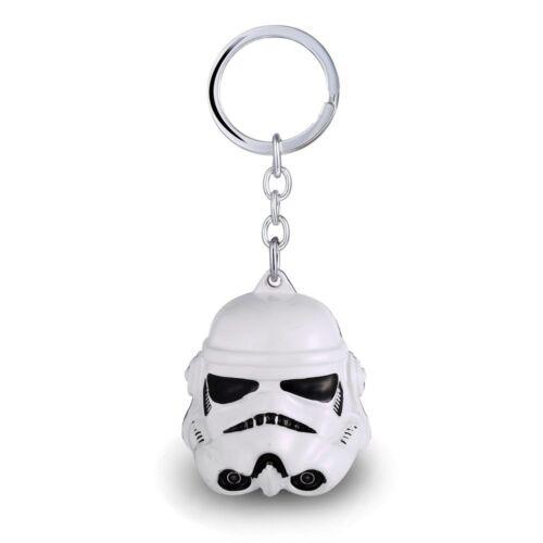Star Wars Keychain  Falcon Destroyer StormTrooper Darth Vader Keyring Car Bag