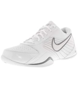 7c5289a17395 Men s NIKE AIR BASELINE LOW BASKETBALL SHOES WHITE 386240 111 SIZE ...