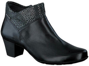 Ladies-Casual-Ankle-Boot-Mephisto-Michaela-Black-UK-Size-7-5