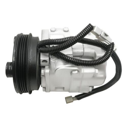 RYC Remanufactured AC Compressor and A//C Clutch EG473