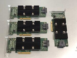 Details about Dell PowerEdge PERC H330 12Gb SAS/SATA 6G PCI-E Raid  Controller 4Y5H1 LP bracket