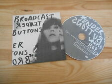 CD Indie Broadcast-Tender Buttons (8) canzone PROMO Warp rec