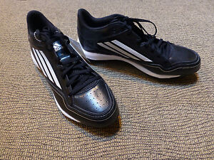 d8d62bfec Image is loading Adidas-Titan-Metal-Low-Cleats-Baseball-shoes-11-