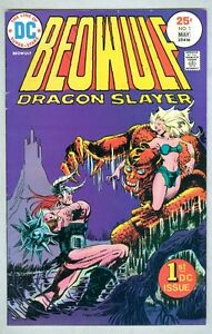 Beowulf-1-May-1975-VG-FN-First-Issue