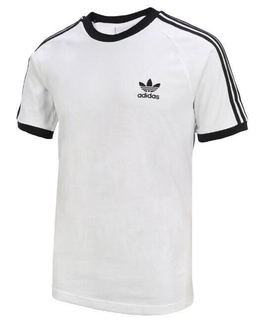 6a238d9512941 Men Originals 3-Stripe Shirts S S Jersey Tee Casual Shirt CW1203 ...