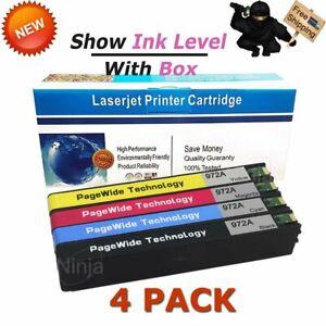 1-Pack Black Remanufactured Ink Cartidges Replacement for HP 972A Printer 452dn 452dw 552dw 477dn 477dw 577dw 577z MFP P57750DW MFP P55250DW Ink Cartridge,by UstyleToner