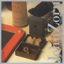 JOHN ZORN Songs From The Hermetic Theater CD on TZADIK Maya Deren Naked City