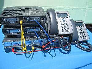 Details about Cisco CCENT CCNA CCNP Basic Voice + QoS Lab Kit CME Phones  Voice Traffic QoS Lab