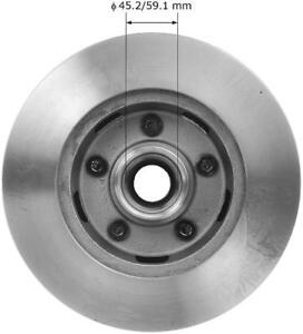 Bendix Premium Drum and Rotor PRT5583 Front Brake Rotor