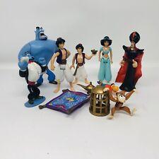 New Disney Tsum Tsum 12 Pce Set Blind Bag Aladdin Genie Jafar Jasmine Abu