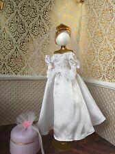 Ariel Wedding Crown Dress Little Mermaid Disney Princess Barbie Doll Tyco Lot