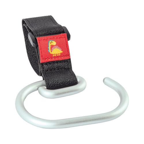 Pram Hook Carabiner Clip for Pram Shopping Bag Portable Stroller Baby Car Hook