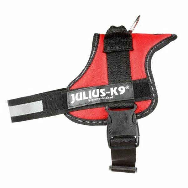 color rosa oscura Julius-K9 162DPN-0 K9 Powerharness para perros tamaño 0