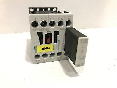 Schlussverkauf Siemens Sirus 3rt1016-1bb42 Schütz ( 10 Stück Vorhanden) Aromatischer Geschmack