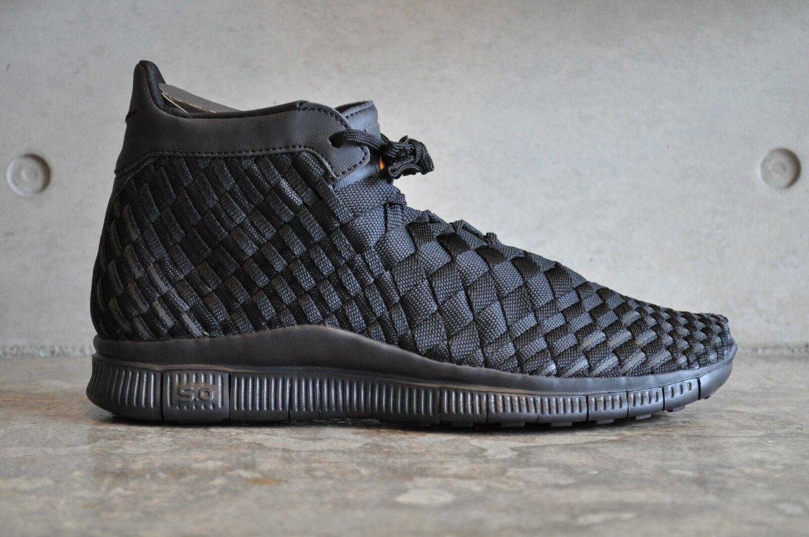 3ad179370b2a4 Nike Inneva Woven Mid SP Triple Black - Black black 7 UK 41 EUR 8 US ...