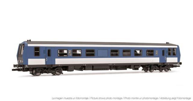 Jouef HO HJ2319 - SNCF, autorail X2200,livrée bleu/blanc face frontale grise