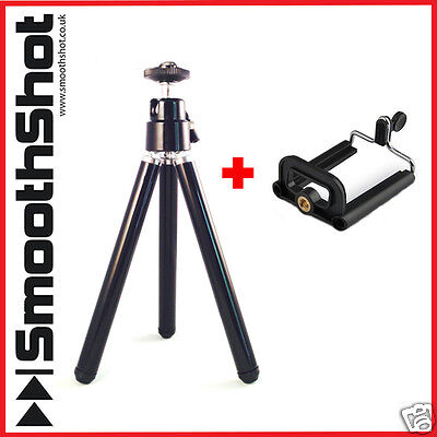 CAMERA TRIPOD MOBILE SMARTPHONE IPHONE SAMSUNG CAMERA TRIPOD STAND HOLDER MOUNT