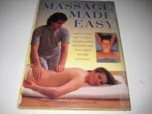 Massage-Made-Easy-Cassar-Mario-Paul-Very-Good-Hardcover