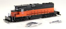 Walthers Proto HO Milwaukee Road GP30 DCC & Tsunami Sound NEW 920-41855