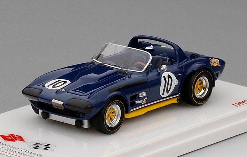 1966 Chevrolet Grand Sport Roadster Sebring 1 43 - Maßstabgetreu Miniaturen