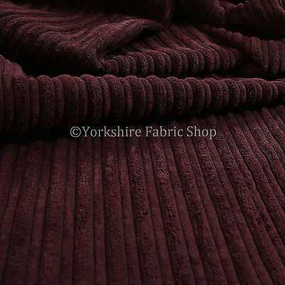 Sofas Curtains Upholstery Fabric Soft High Low Velvet Quality Aubergine Corduroy