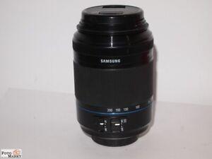 Samsung Telephoto Lens Nx-Bajonett 4-5, 6/50-200 MM Ed Ois Ø 52mm Lens