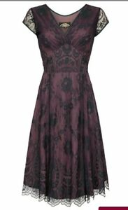 B In And Petite 5055680865307 Dress Nancymac Midnight Kristen 55 Currant £195 Lace Rrp qXgwFXr