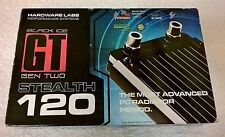 Hardware Labs Black Ice GT Stealth GTS 120 PC Radiator - Boxed - Water Cooling