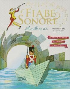 LIBRO-FIABE-SONORE-A-MILLE-CE-N-039-E-VOL-3-LE-STORIE-PIU-BELLE-DA-ASCOLTARE