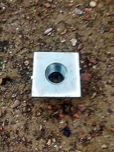 LONGYEAR 142 DIAMOND DRILLING RIG JACK SCREW BEARING PART NUMBER 142.016
