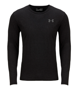 Under-Armour-Men-039-s-T-shirt-a-manches-longues