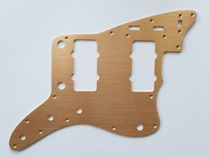 Jazzmaster-USA-62-reissue-guitar-pickguard-gold-anodized-fits-fender-new