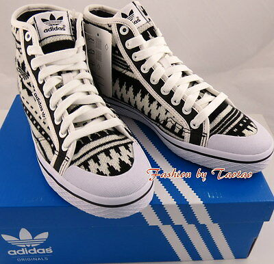 New in Box Adidas G95728 Women's Original Honey MID EF TREFOIL Shoes | eBay