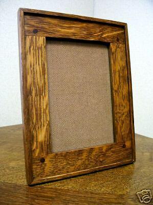Arts /& Crafts Style Photo Frame