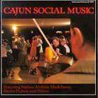 Cajun Social Music by Various Artists (CD, Apr-2004, Smithsonian Folkways Recordings)