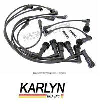 Porsche 928 1978-984 Ignition Spark Plug Wire Set 10 8533 615 Karlyn-STI