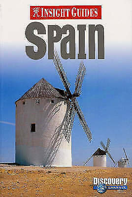 """""""VERY GOOD"""" , Spain Insight Guide (Insight Guides), Book"""