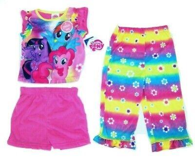 Pony Girls Active 3 Piece Short Set