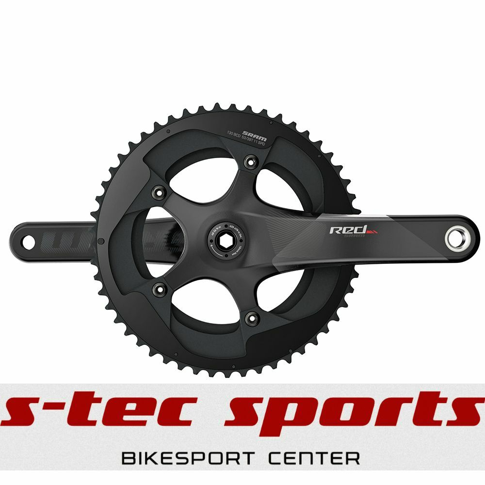 Sram Crankset Red 11-speed New, Crankset, Roadbike