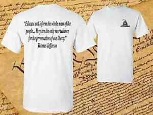 THOMAS-JEFFERSON-QUOTE-DON-039-T-TREAD-ON-ME-BIG-GOVERNMENT-AMERICAN-T-SHIRT-AMERICA